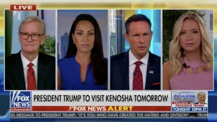 kayleigh mcenany fox and friends
