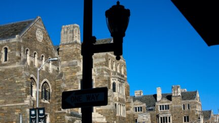 Yale University Christopher Capozziello/Getty Images