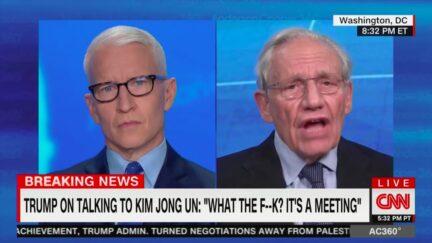 Bob Woodward Talks Trump's Fascination with Dictators Like Kim Jong un