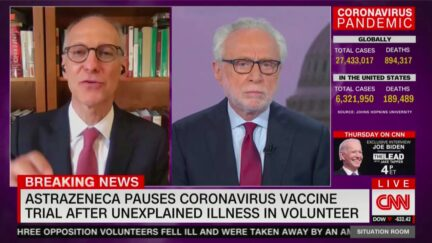 Ezekiel Emanuel Calls Out 'Foolhardy' Vaccine Predictions after Covid Trial Paused
