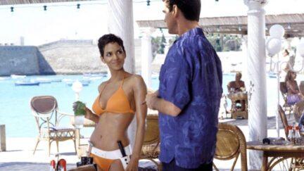Halle Berry James Bond