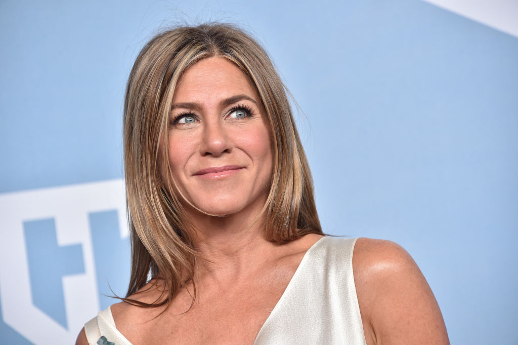 Jennifer Aniston reveals she considered quitting acting