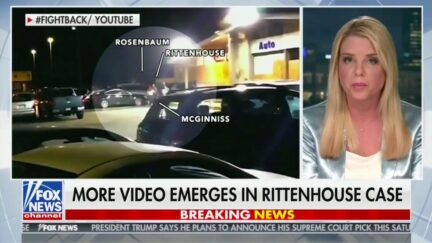 Pam Bondi Tries to Invoke Sympathy for 'Little Boy' Kyle Rittenhouse, Charged with Two Murders