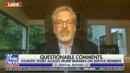 Stephen Hayes Calls Out Mollie Hemingway Over Anonymous Sources