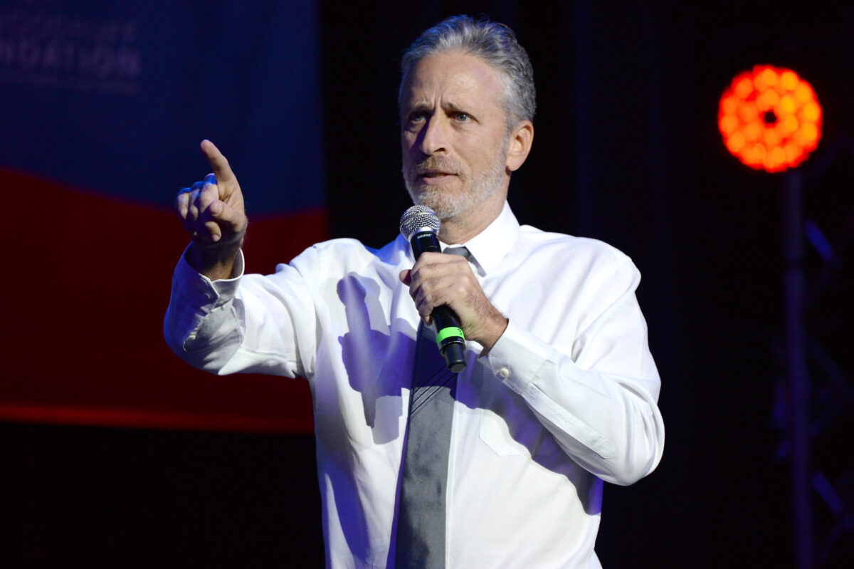 Jon Stewart Returning to TV with Series for Apple