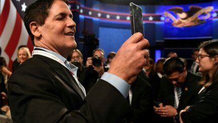 Mark Cuban Robyn Beck/Getty Images