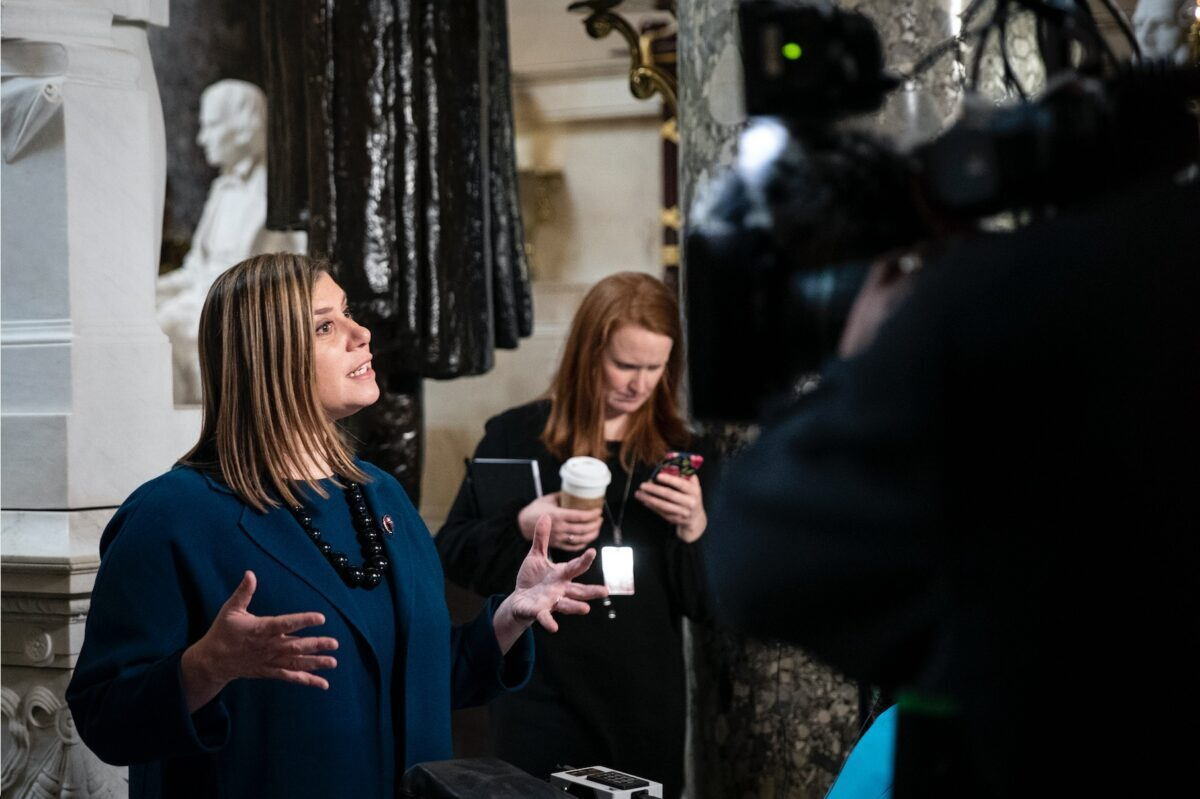 Elissa Slotkin Drew Angerer/Getty Images
