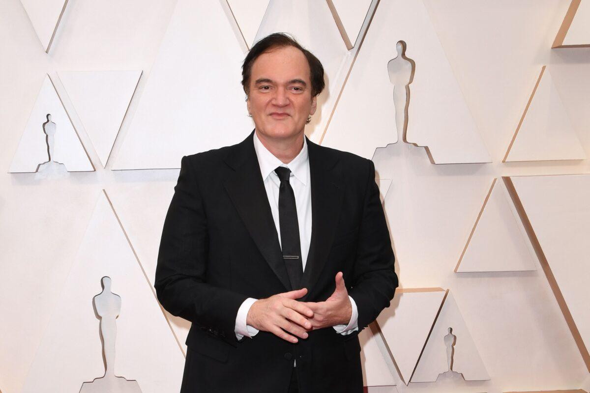 Quentin Tarantino Book