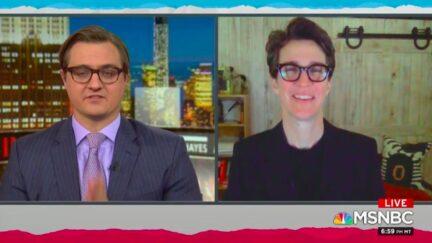 Rachel Maddow Wins Total Viewers in Hosting Return