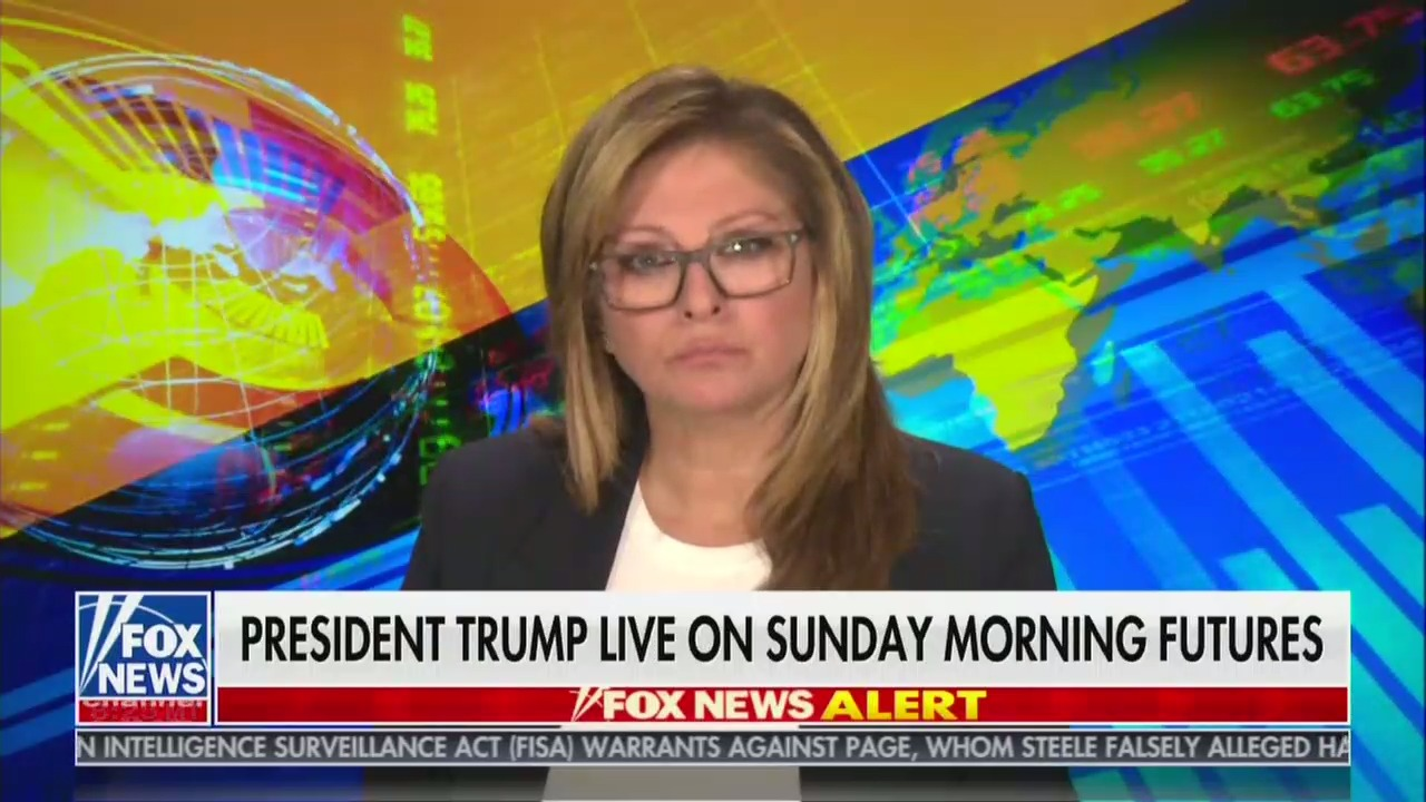 A entrevista de Maria Bartiromo na Fox News com Trump foi ridícula 2