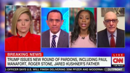 Abby Phillip Sees Foreshadowing of Trump Pardon of Jared Kushner's Dad