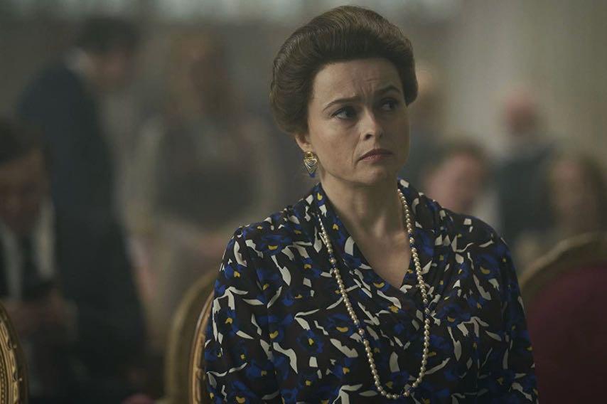 Helena Bonham Carter The Crown