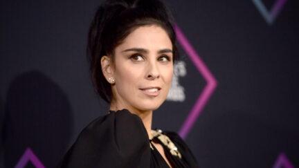 Sarah Silverman rips Hollywood for 'Jewface' Problem