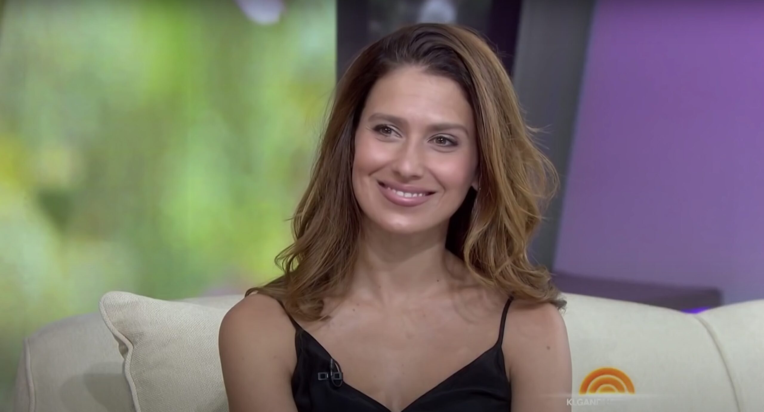 hilaria baldwin on the today show
