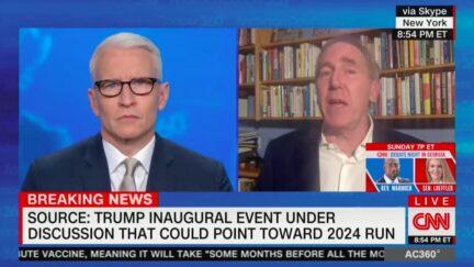 Tony Schwartz Calls Out Lasting Impact of Trump's Deceitful Election Attacks