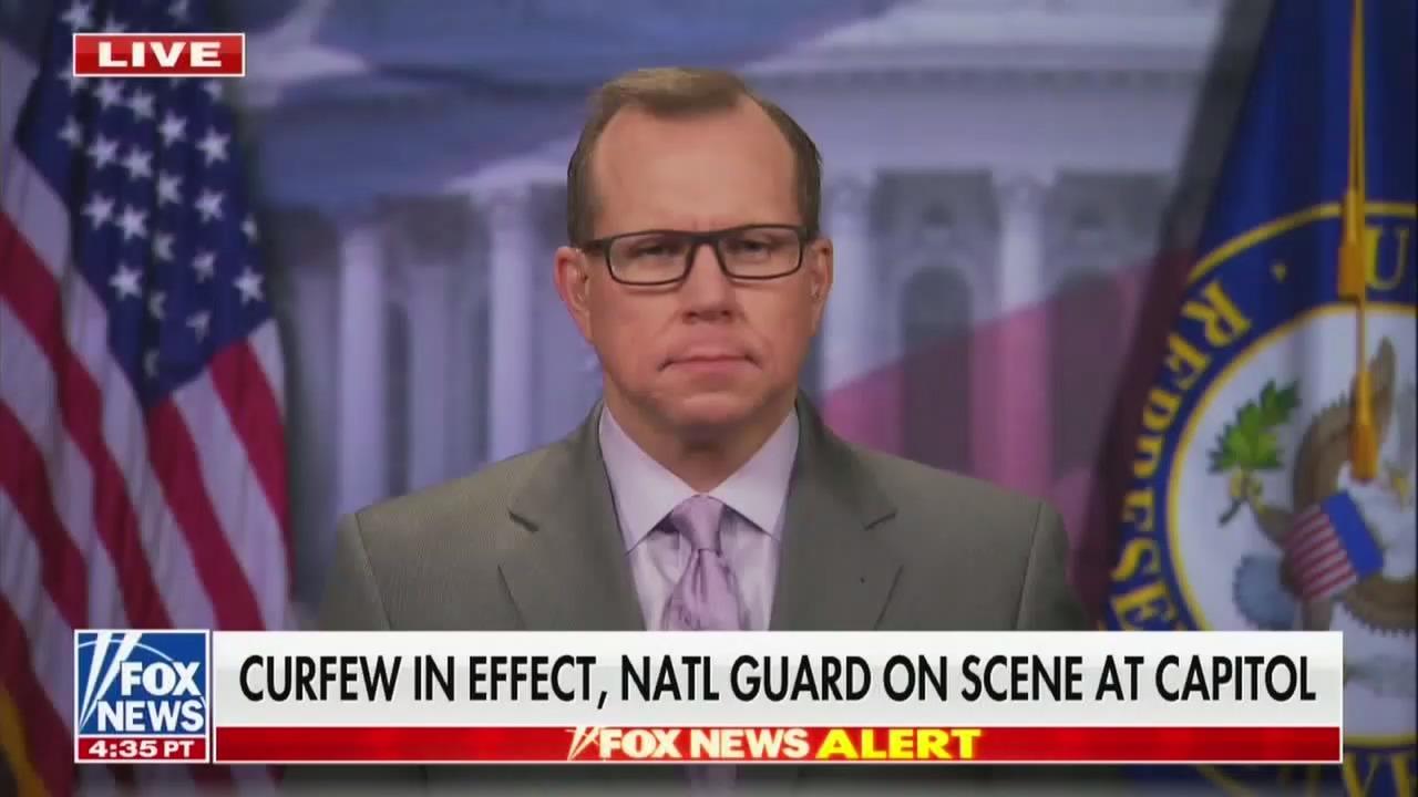 Fox News Correspondent Chad Pergram
