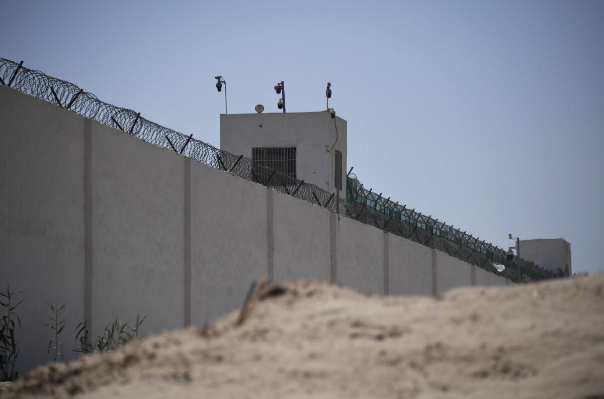 Uighur Camp Greg Baker/Getty Images