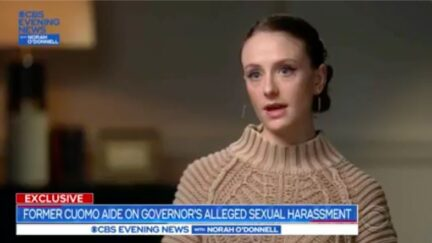 Charlotte Bennett Claims Gov. Cuomo Did Not Complete Sexual Harassment Training