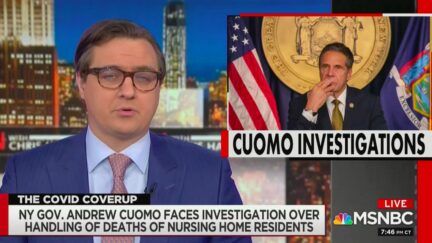 Chris Hayes Condemns 'Lying' and 'Manipulation' of Nursing Home Death Datat by Cuomo