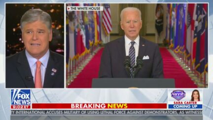 Hannity Concedes Biden Made No Gaffes, Then Claims His Mental Performance Is Clearly Getting Worse