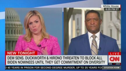 Pamela Brown Confronts Cedric Richmond Over Duckworth Ultimatum to Appoint More Asian-Americans