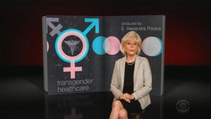 Leslie Stahl hosts 60 Minutes