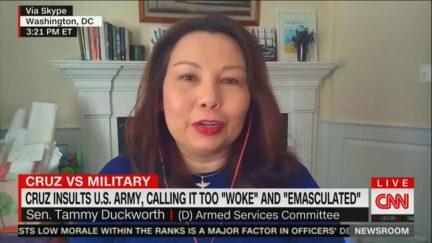 Tammy Duckworth on CNN
