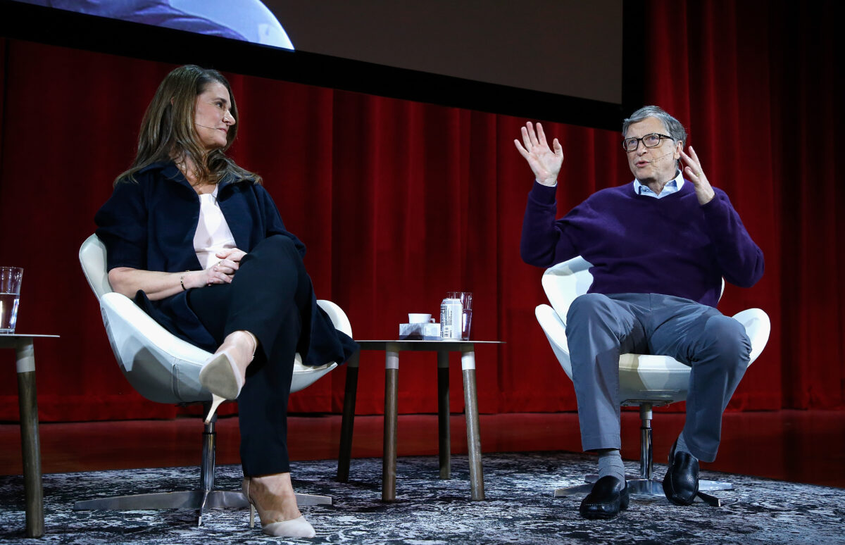 Bill Gates announces end of marriage after 27 years