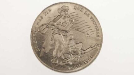 CIA's Bay of Pigs Coin