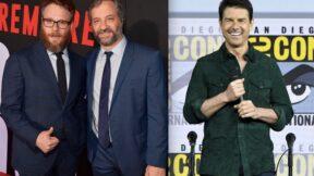 Seth Rogen Judd Apatow Tom Cruise