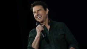 Tom Cruise Defends Covid Rant
