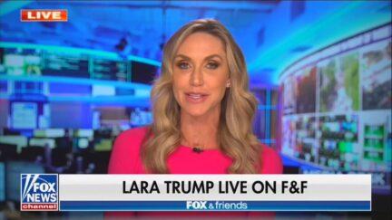 Lara Trump on Fox & Friends