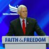 Mike Pence Booed