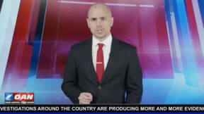 OAN's Pearson Sharp Calls for execution of traitors involved in stolen election
