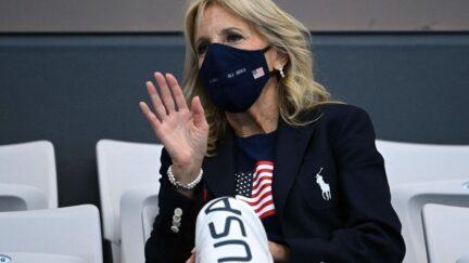 Jill Biden at Tokyo Olympics