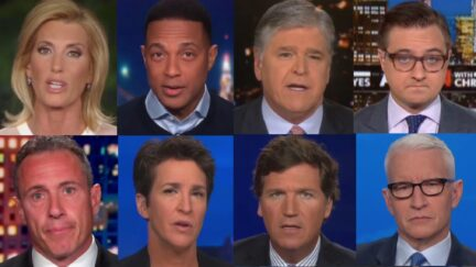 cable news hosts