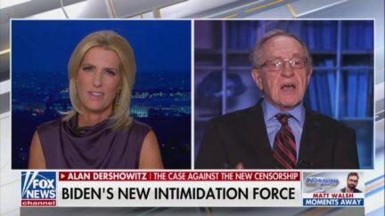 Laura Ingraham Debates Alan Dershowitz