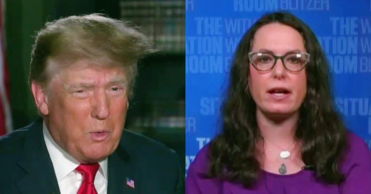 Donald Trump Maggie Haberman 8-18