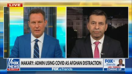 Dr. Marty Makary on Fox and Friends