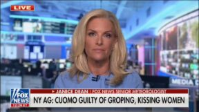 Janice Dean on Outnumbered