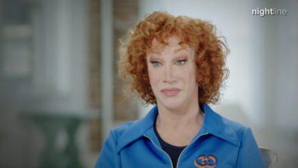 Kathy Griffin on Nightline