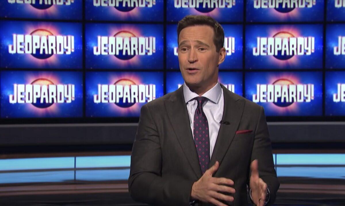 Mike Richards Jeopardy!
