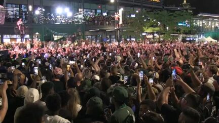 Milwaukee Bucks Celebration