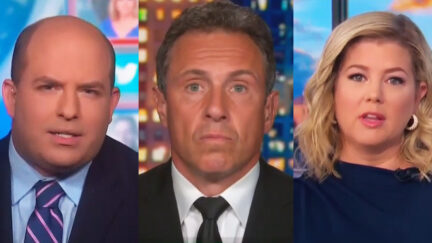 Brian Stelter, Chris Cuomo, and Brianna Keilar are all on CNN shows with declining ratings.