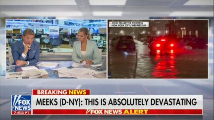 Fox Cuts Away from NY Ida Briefing for Mentioning Climate Change