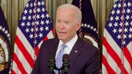 Biden Promises Border Patrol Horsemen Who Charged, 'Strapped' Haitian Migrants Will Be Punished