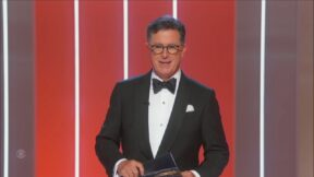 Stephen Colbert Emmys 2021
