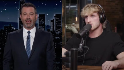 Jimmy Kimmel responds to Logan Paul after YouTuber lashed out on his show