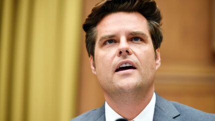 Congressman Matt Gaetz