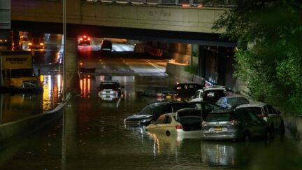 BQE Flooding